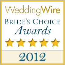 Brides Choice Award 2012