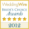 Brides Choice Award 2012