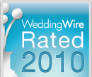 Wedding Wire Rated 2010